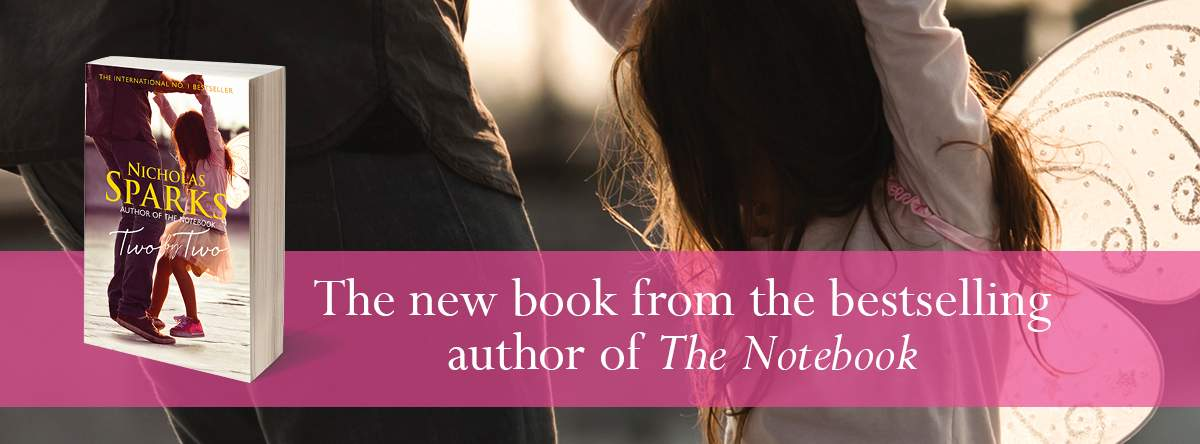 Hachette_Banner_Nicholas-Sparks_Two-by-Two_880x330