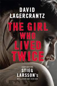 The Girl Who Lived Twice || David Lagercrantz || No. 2