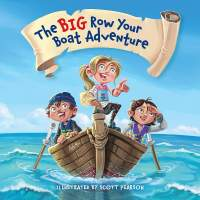 The Big Row Your Boat Adventure || Scott Pearson || Out 23.04.19
