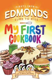 Edmonds: My First Cookbook || Goodman Fielder || Out 29.10.2019