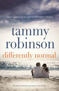 DIFFERENTLY NORMAL COVER