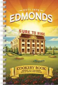 Edmonds Cookery Book || Goodman Fielder || 27.09.2016