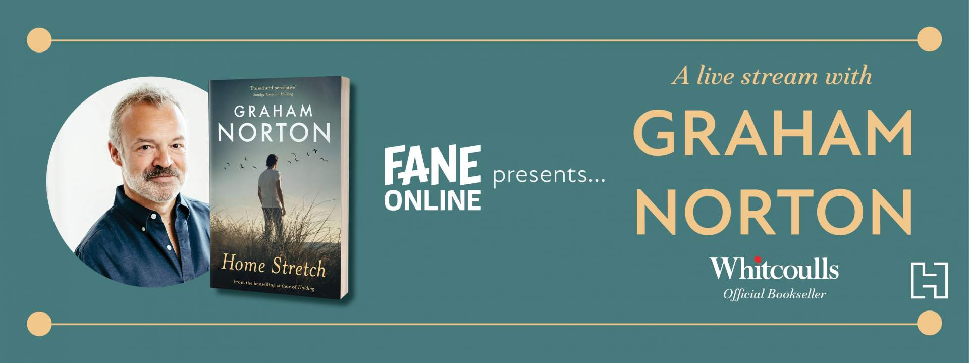 Fane Online Presents Graham Norton_HNZ banner