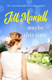 Maybe this time book by jill mansell