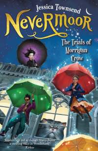 Nevermoor || Jessica Townsend || No 4