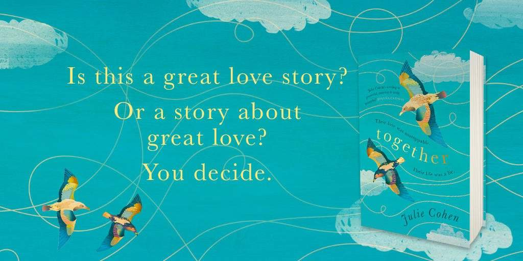 Together: Hachette NZ's July Reading Group title